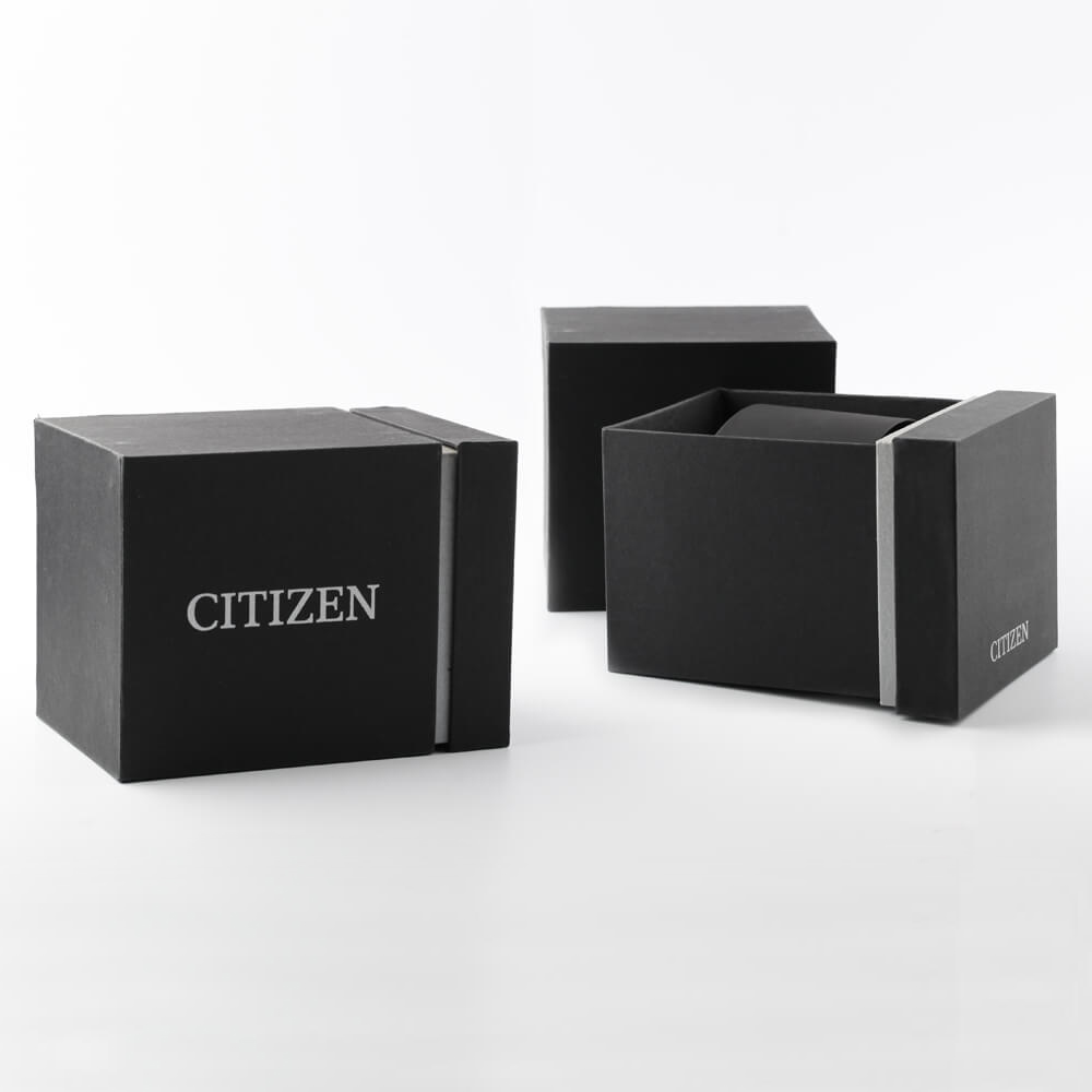 Solar Powered Titanium Gents Watch Spring and Summer Collection Citizen