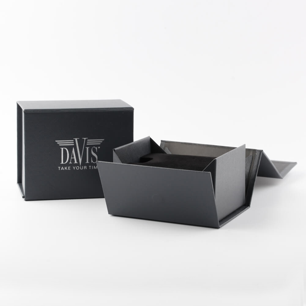 Davis Watch Black