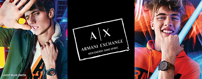 Armani Exchange Gents watches