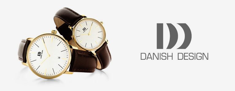 Danish Design danish design watches. buy the newest collection at watch.co.uk