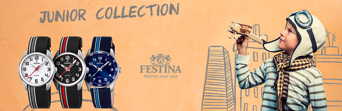 Festina Junior watches