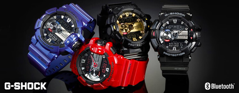 G Shock Classic watches