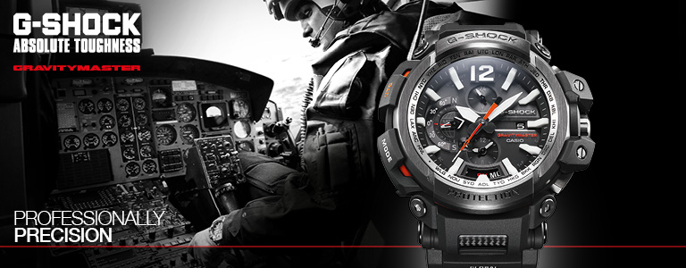 G Shock Master Of G Gravity Master watches