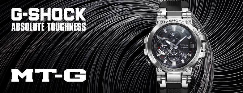 G Shock Mt G watches