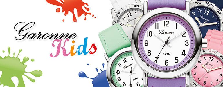 Garonne Kids watches