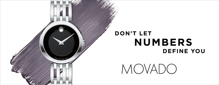 Movado Ladies watches