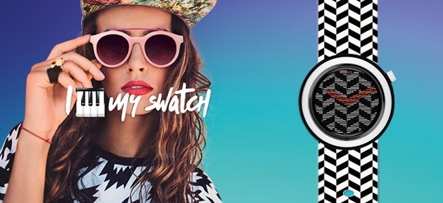 Swatch Mosaici More watches
