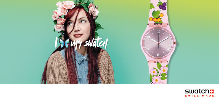 Swatch Countryside watches