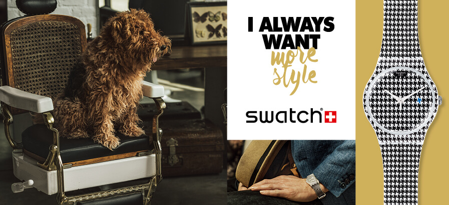 Swatch Archi Mix watches