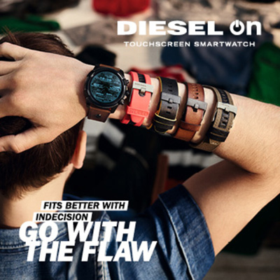 Diesel Inspiration blog
