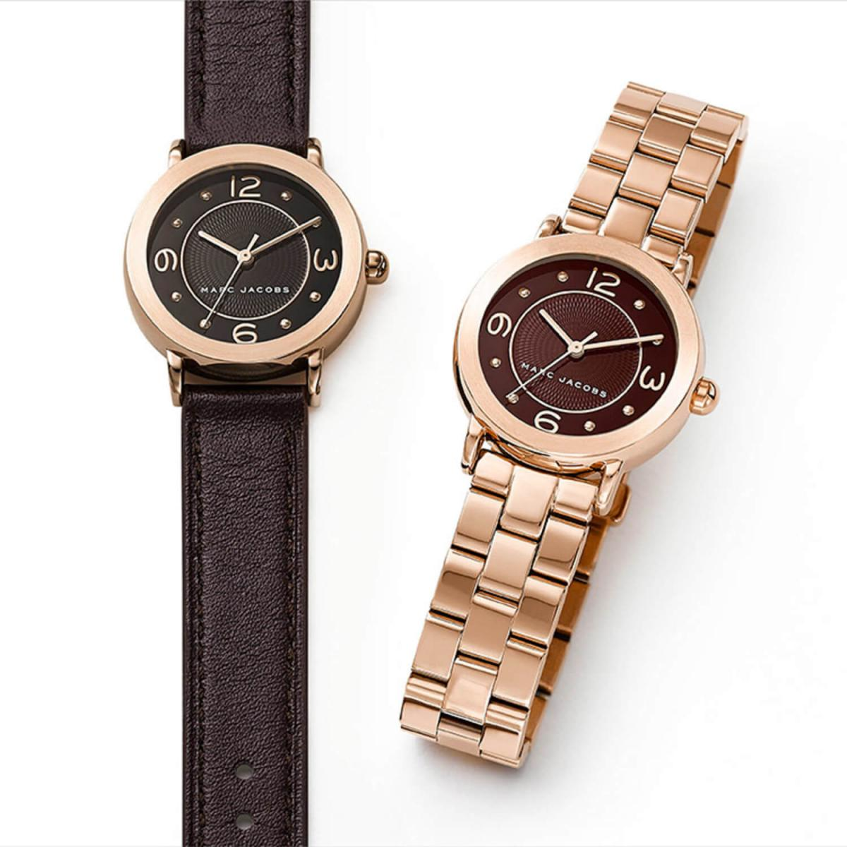 add877f174e3 Marc Jacobs brand inspiration at Watch.co.uk