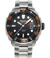 AL-525LBO4V26B Seastrong 44mm Swiss Automatic Extreme Diver