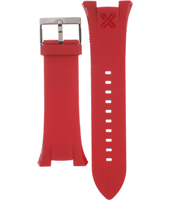 AAX1040 AX1040 Red Rubber Strap