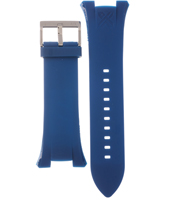 AAX1041 AX1041 14mm Blue Rubber Strap