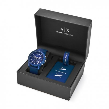 Armani Exchange Watch Blue