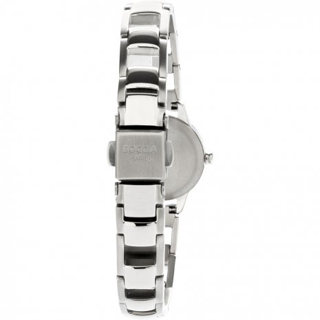 Boccia Watch Mother Of Pearl
