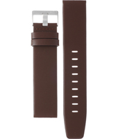 ABN0021WHBRG BN0021 BN0024 Gents 22mm Brown Leather Strap