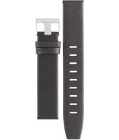 ABN0021BKBKL BN0021 Lady 18mm Black leather strap