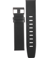 ABN0046BKBKG BN0046 Gent 22mm Black leather strap