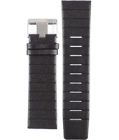 ABN0076SLBKG BN0076 26mm Black leather strap