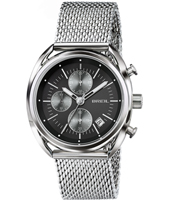 TW1513 Beaubourg 42mm Steel quartz chronograph with date