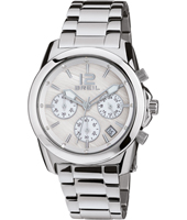 TW1552 Endorse 38mm Silver Ladies Chronograph with Date