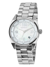TW1413 Master 35mm Silver ladies watch with date