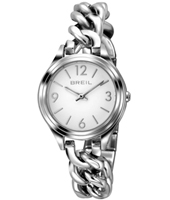 TW1386 Night Out 32mm Silver ladies watch with chain bracelet