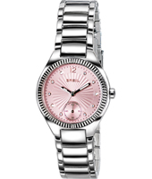 TW1500 Precious 32mm Silver Ladies Watch with Pink Dial