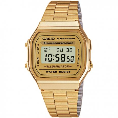Casio A168WG-9EF Watch