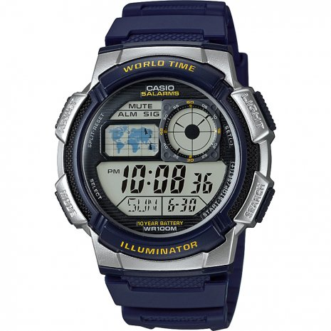 Casio AE-1000W-2AVEF Watch