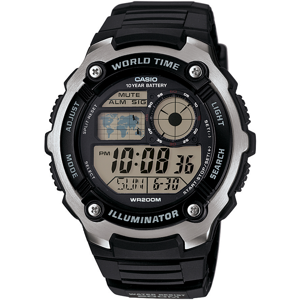 f9a8d3992da7 Casio Collection AE-2100W-1AVEF Watch • EAN  4971850027058 • Watch.co.uk
