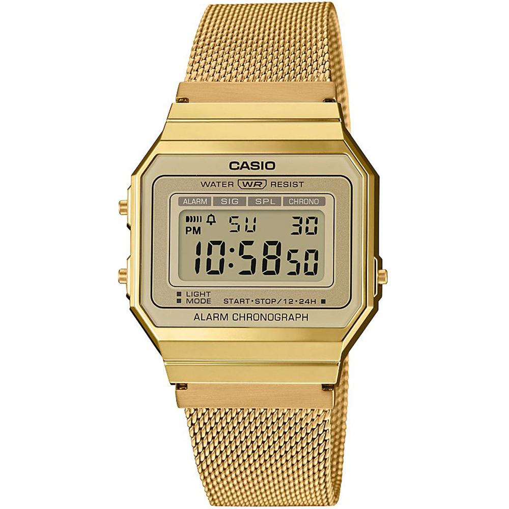 50175132db77 Casio Retro Digital A700WEMG-9AEF Classic Edgy Watch • EAN ...