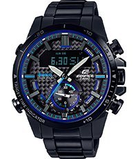 22d166c638e ECB-800DC-1AEF Bluetooth Connected 49.2mm · Casio Edifice. ECB-800DC-1AEF. Bluetooth  Connected 49.2mm Steel Chronograph with Smart Phone Link
