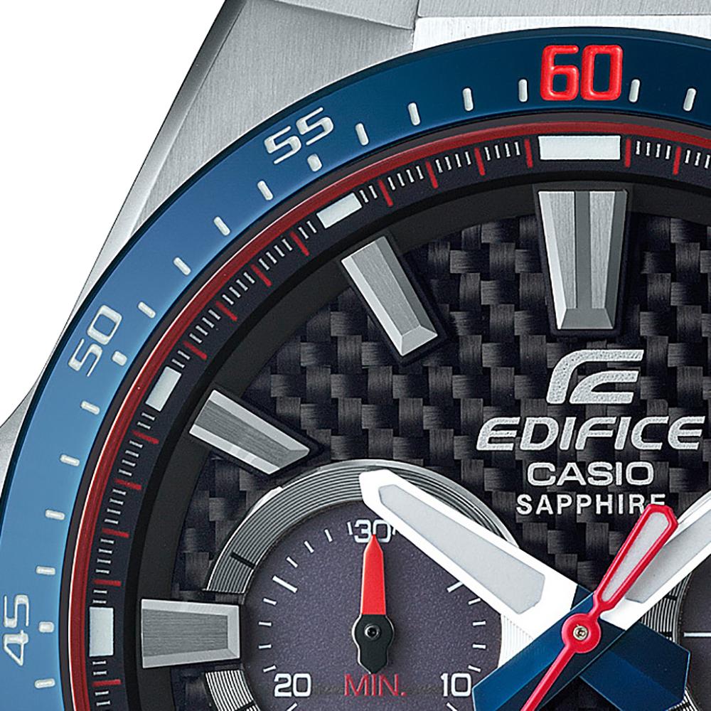 35a9ec53b04e Casio Edifice EFS-S520TR-1AER Toro Rosso Watch • EAN  4549526187964 ...