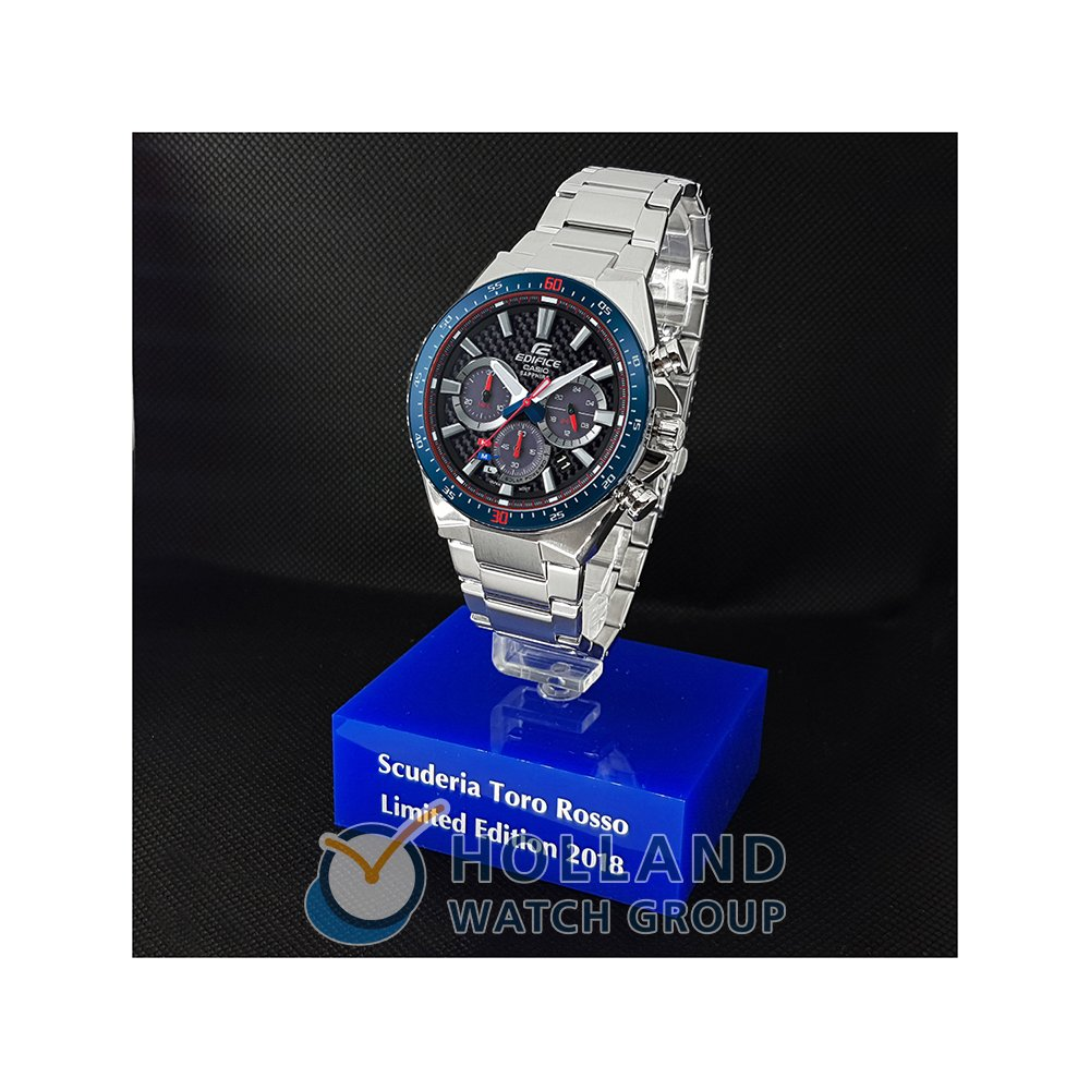04b593b0b08 Limited Edition Solar Power watch with Carbon Fiber Dial Spring and Summer  Collection Casio Edifice