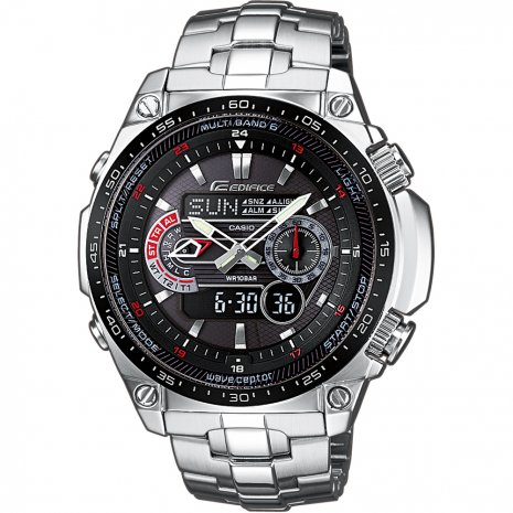 Casio Edifice Solar Wave Ceptor Watch