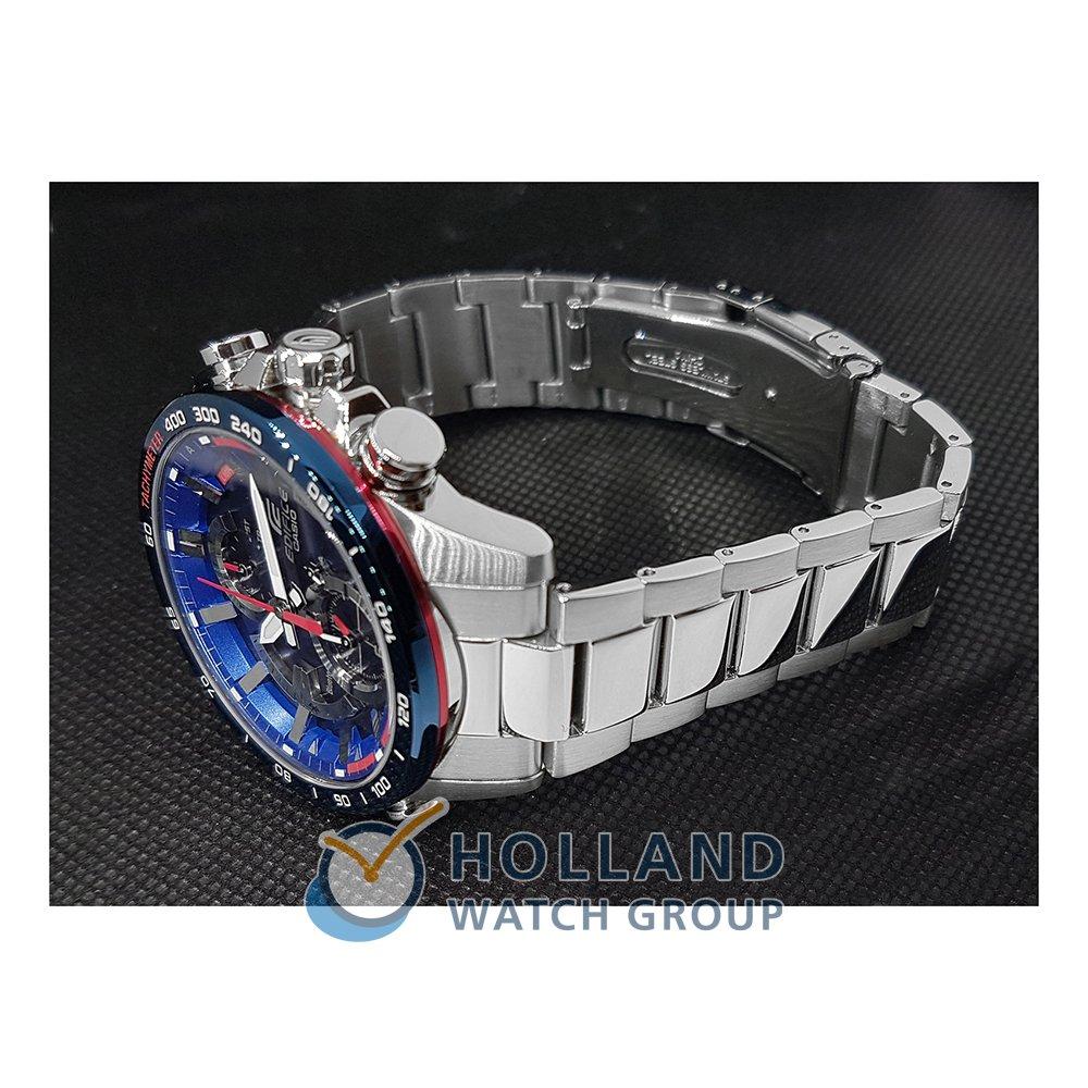 5d0e8223567e Casio Edifice EQB-900TR-2AER Bluetooth Connected - Toro Rosso Watch ...