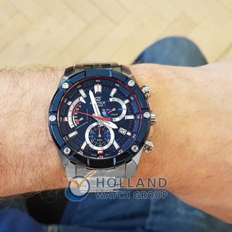 Casio Edifice Watch Blue