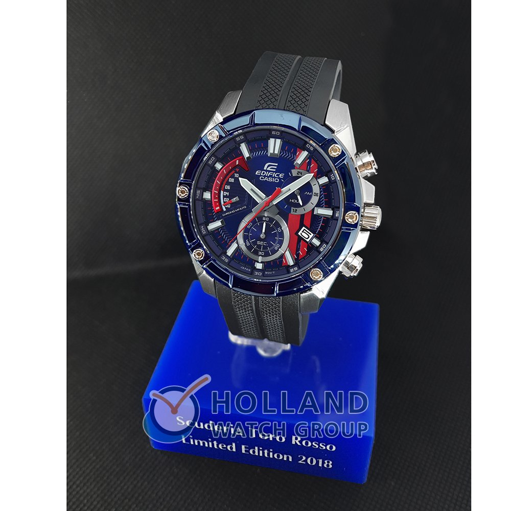 Limited Edition Steel Quartz Sports Chronograph Spring and Summer  Collection Casio Edifice 0214fb071cdf