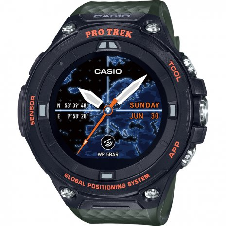 Casio Pro Trek Watch