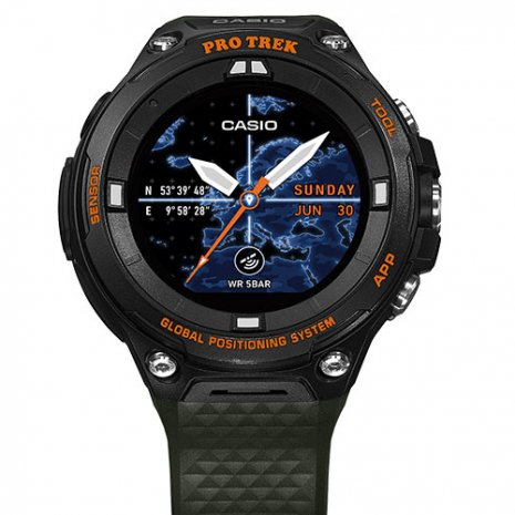 Casio Watch Black
