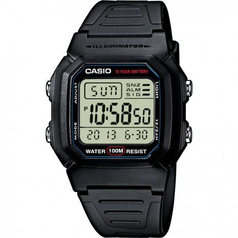 Casio W-800H-1AVES Watch