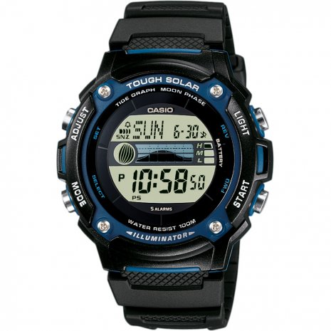 Casio W-S210H-1AVEF Watch