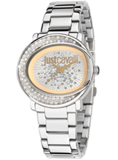R7253186502 Lac 38mm Asymmetric Bicolor Watch with Crystals