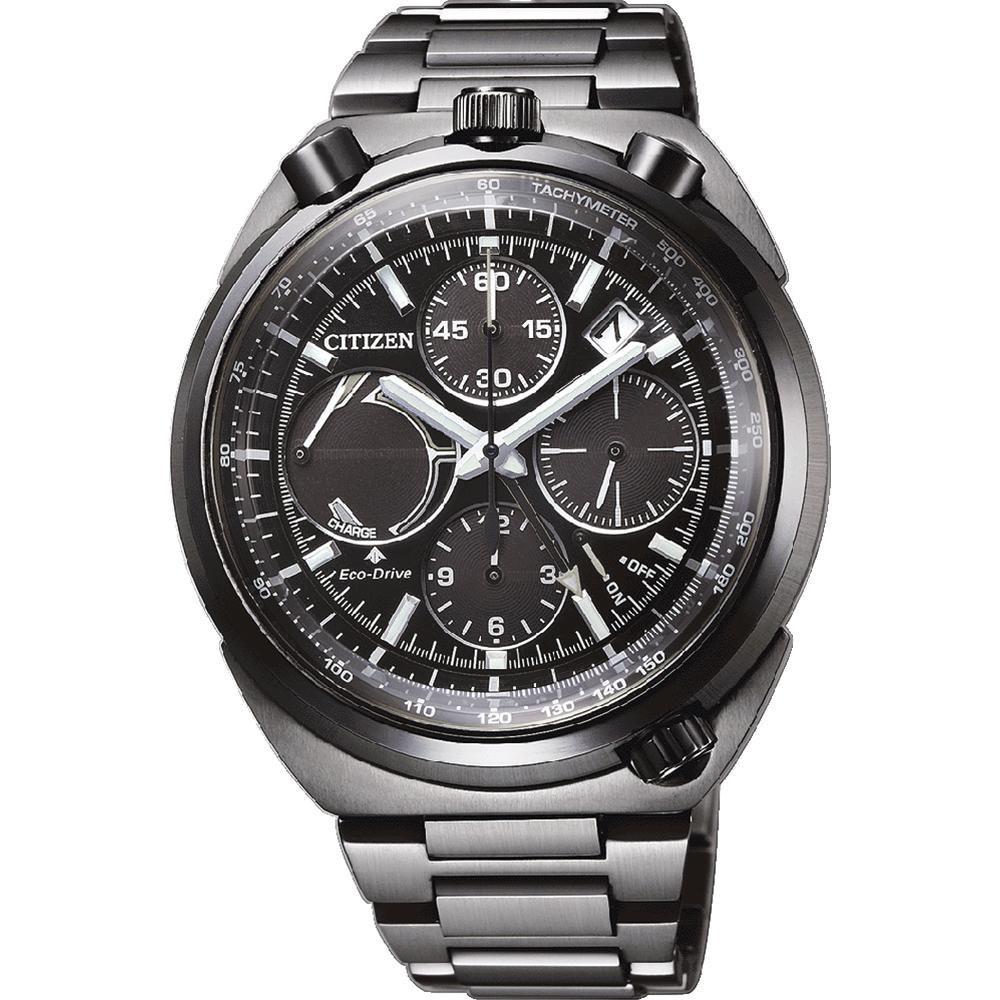 9472f6092 Citizen Promaster AV0075-70E Promaster Land Flyback Watch • EAN ...