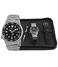 NY0040-09EEM Promaster Sea Gift Set 40mm