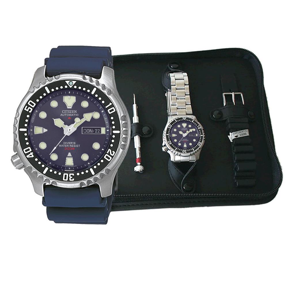 Citizen Promaster Ny0040 17lem Promaster Sea Gift Set