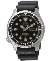 NY0040-09EE Promaster Sea 42mm Automatic Black 20 ATM Day/Date Diver with Rubber Strap