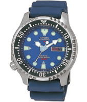 NY0040-17LE Promaster Sea 42mm Automatic Blue 20 ATM Day/Date Diver with Rubber Strap